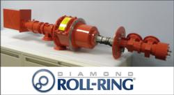 ASR-8 Microwave Rotary Joint with Mode S capability and maintenance free Roll-Rings